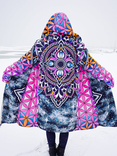 Mandala Magic Dream Cloak Dream Cloak Electro Threads