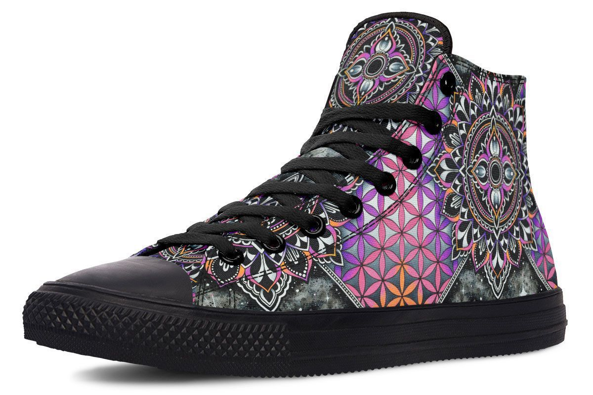 Mandala Magic Hightop YWF