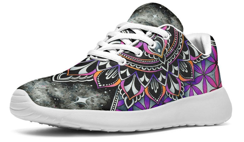 Mandala Magic Sneakers YWF