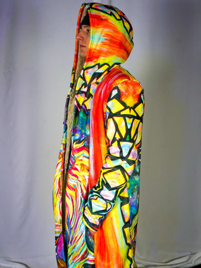 Meditating Rafiki Dream Cloak Dream Cloak Laura McGowan