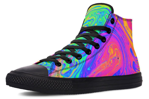 Melting Colors Hightop YWF