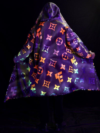 Mountain Stars Reversible Dream Cloak Dream Coat Electro Threads