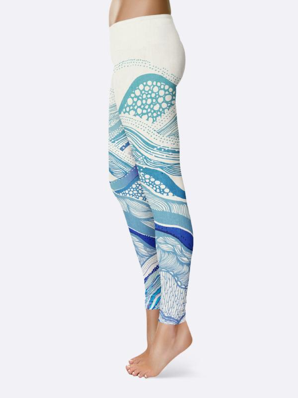 Mountain VIbes Leggings Leggings T6