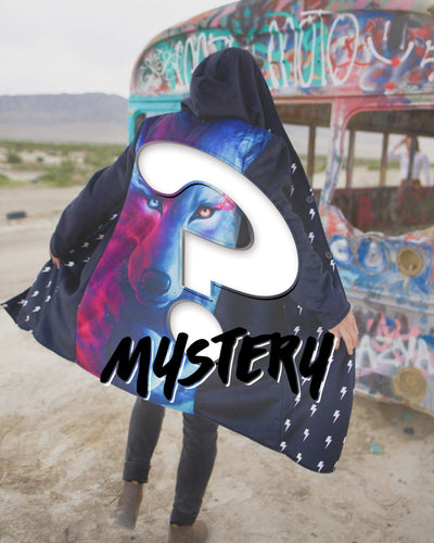 Mystery Cloak Dream Cloak Electro Threads