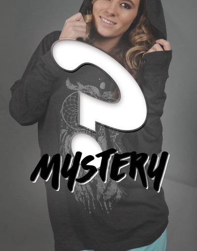 Mystery Hooded Long sleeve Pullover Hoodies Electro Threads