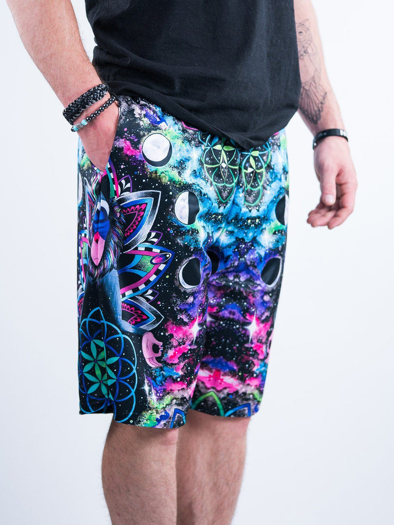 Mystery Mens Shorts Mens Shorts Electro Threads