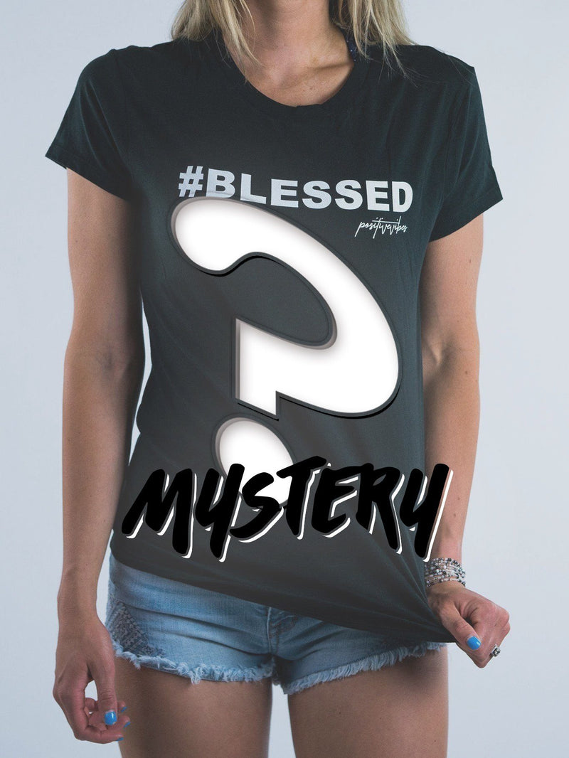 Mystery Women's Crew T-Shirts Electro Threads