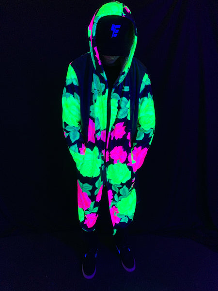 Neon Flowers v3 Dream Cloak Dream Cloak Electro Threads