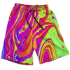 Neon Nuclear 2.0 Shorts Mens Shorts Electro Threads