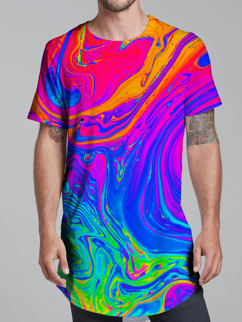 Neon Nuclear Tall Tee Mens Tall Tee Electro Threads