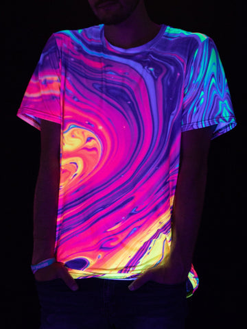 Neon Nuclear Unisex Crew