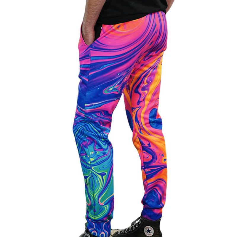 Neon Nuclear Unisex Joggers Jogger Pant Electro Threads