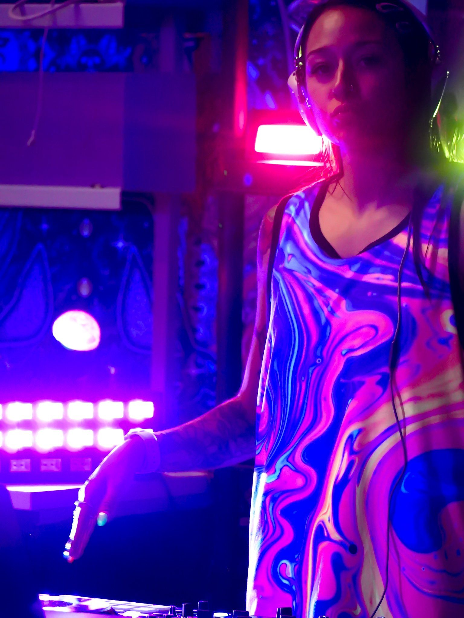 Neon Nuclear Unisex Tank Top Tank Tops Electro Threads