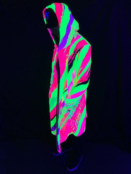 Neon Slasher Dream Cloak Dream Cloak Electro Threads