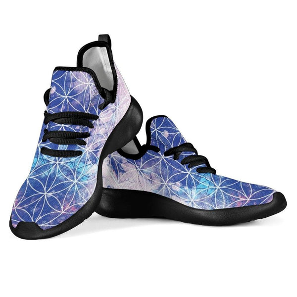 New Mesh Chakra Dreamcatcher 3b black Mesh Knit Sneakers Electro Threads