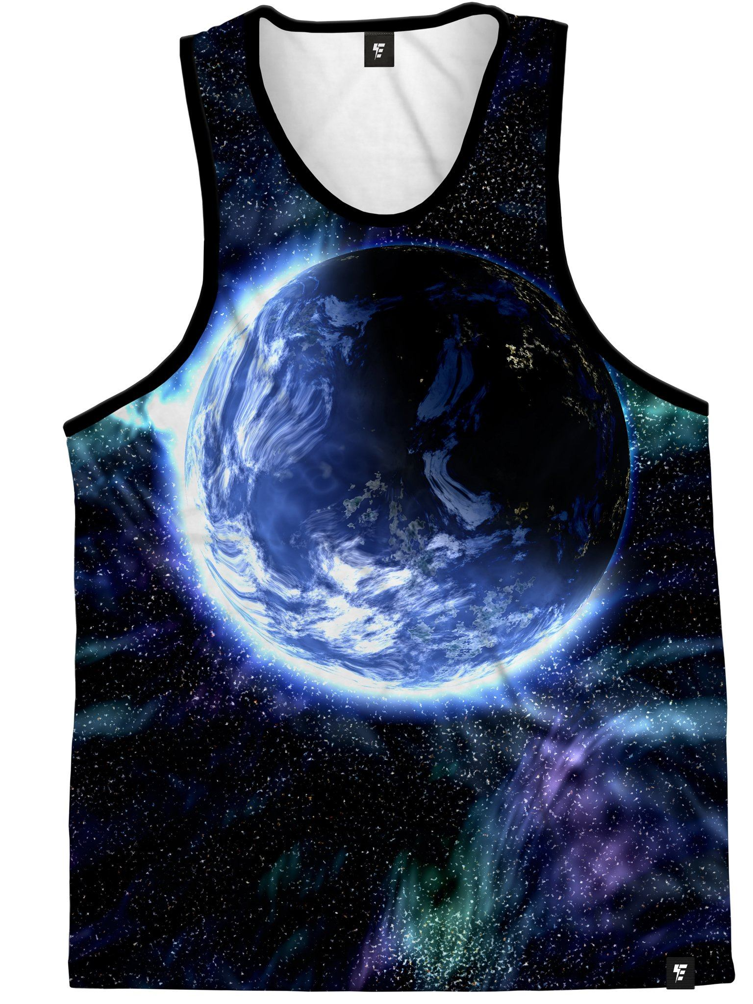 Night & Day Tank Top Tank Tops Electro Threads