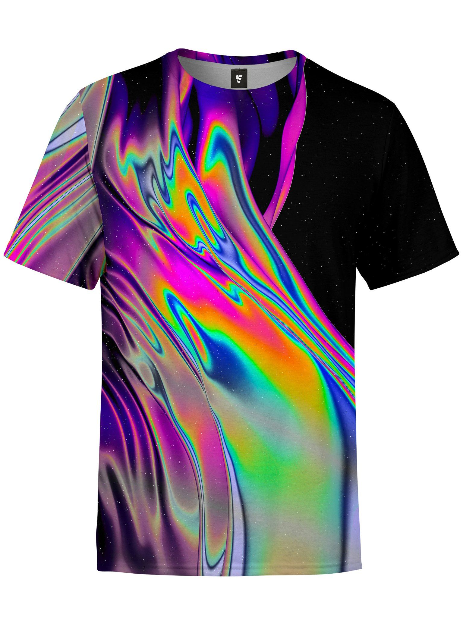 Nuit Blanche Unisex Crew T-Shirts Electro Threads