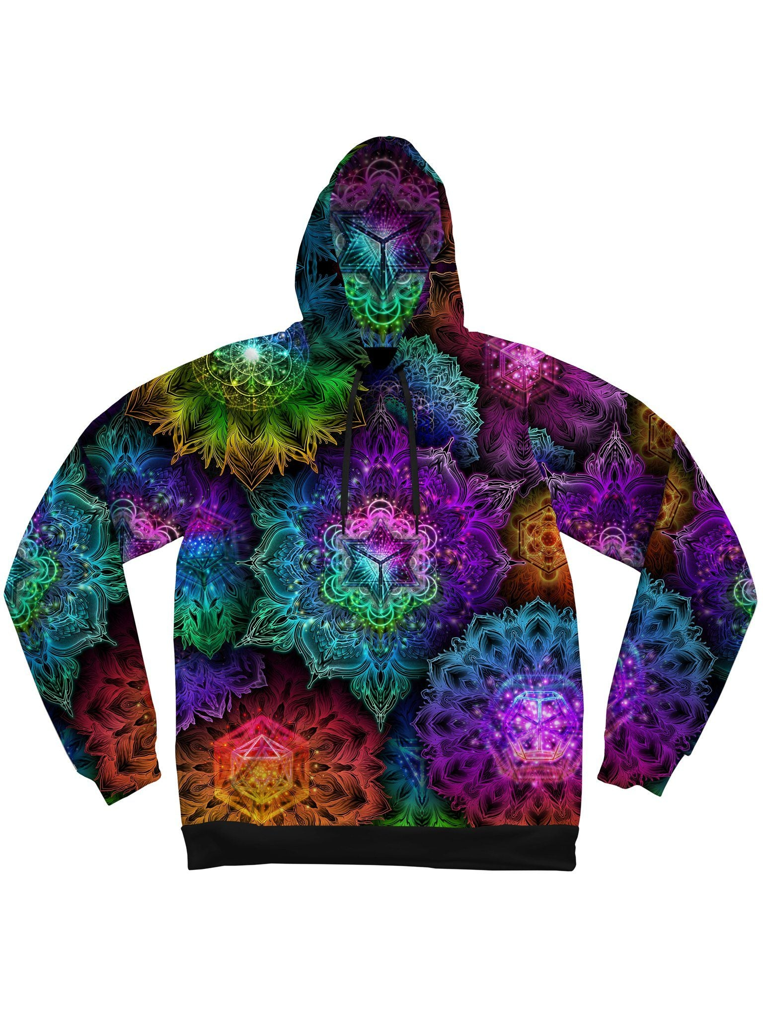 Oneness Unisex Hoodie Pullover Hoodies Electro Threads