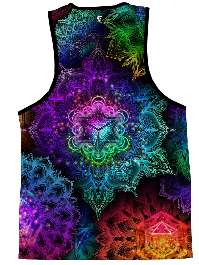 Oneness Unisex Tank Top Tank Tops Electro Threads