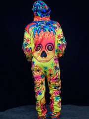 Pineapple Daze Adult Onesie Onesie T6