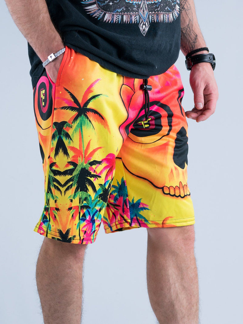 Pineapple Daze Shorts Mens Shorts T6