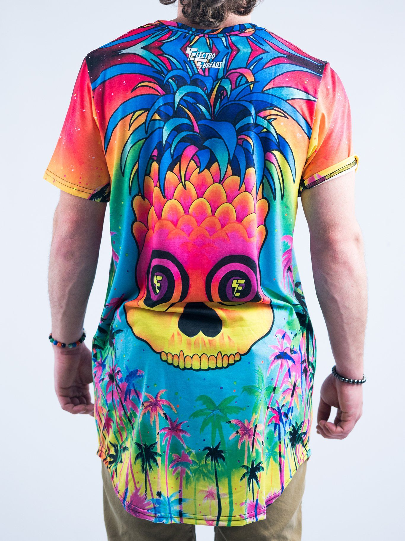 Pineapple Daze Tall Tee Mens Tall Tee T6