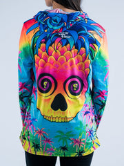 Pineapple Daze Unisex Hooded Long Sleeve Shirt Long Sleeve T6