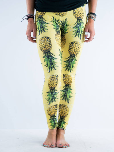 Pineapple Leggings Leggings T6