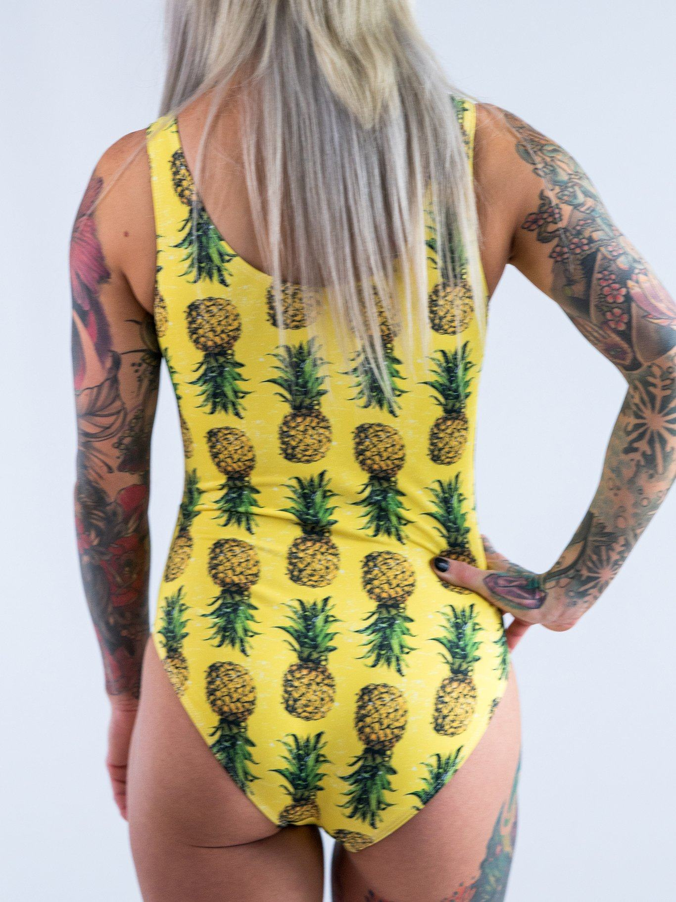 Pineapple Onepiece Onepiece T6