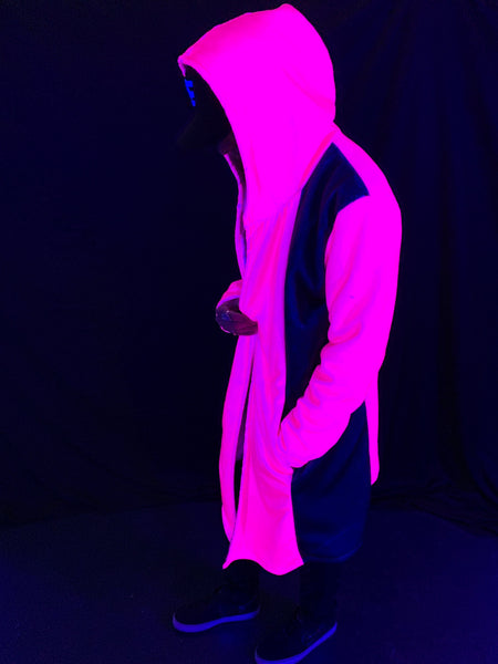 Pink Neon Electro Dream Cloak Dream Cloak Electro Threads