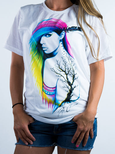 Pixie Unisex Crew T-Shirts Electro Threads X-Small