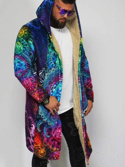 Platonic Mandala v2 Dream Cloak Dream Cloak Electro Threads