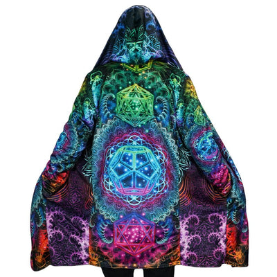 Platonic Mandala v2 Dream Cloak Dream Cloak Yantrart