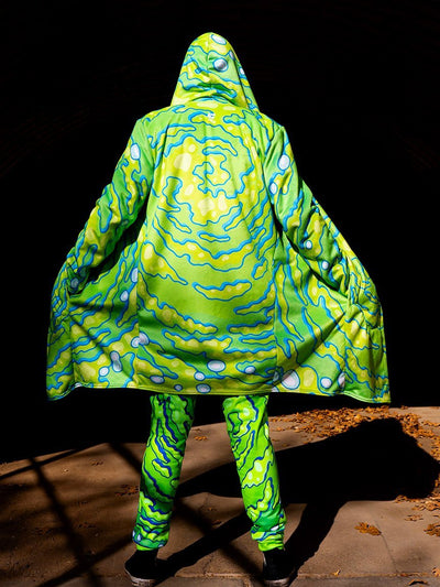 Portal Dream Cloak Dream Cloak Electro Threads