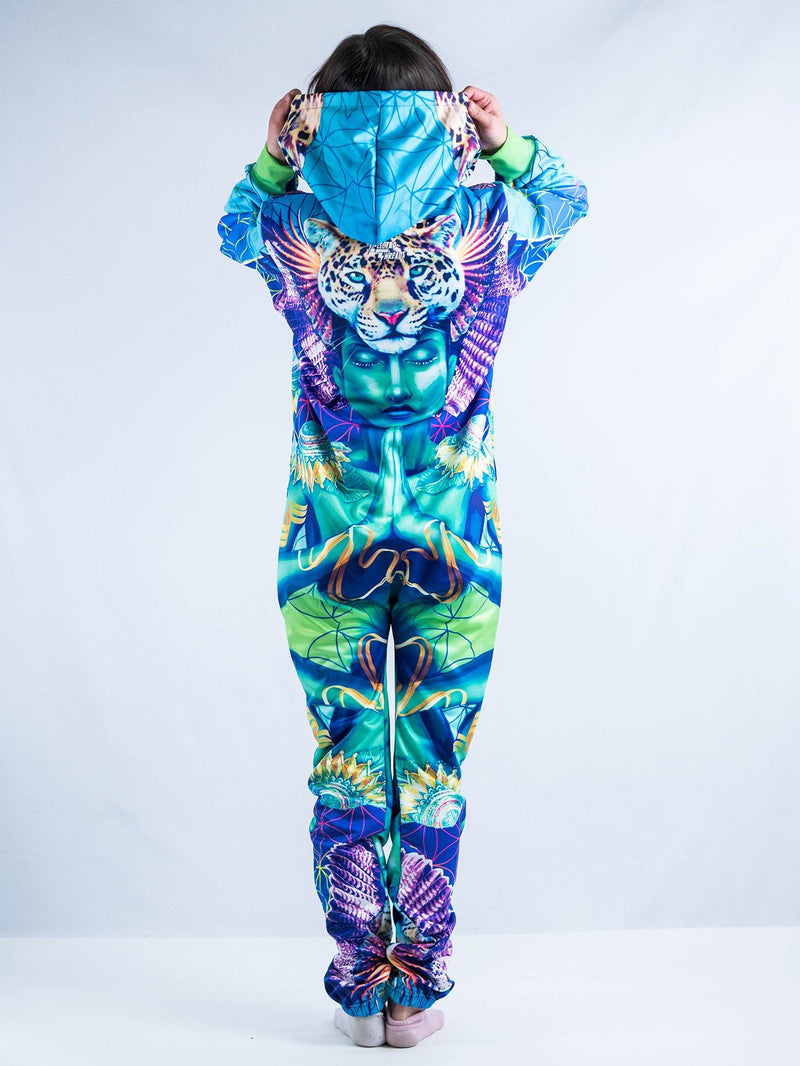 Power and Peace Adult Onesie Onesie T6