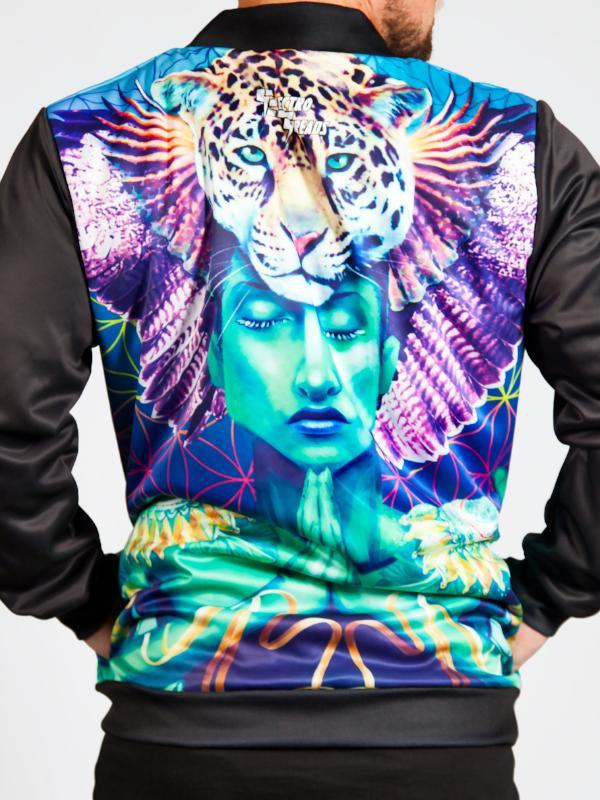 Power and Peace Bomber Jacket Bomber Jacket T6