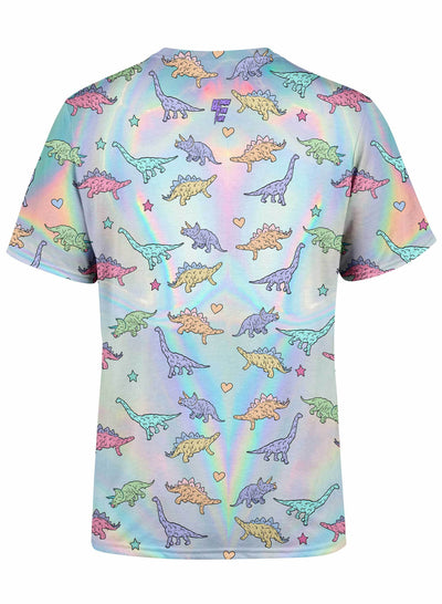 Pre-Historic Trip Unisex Crew T-Shirts Electro Threads