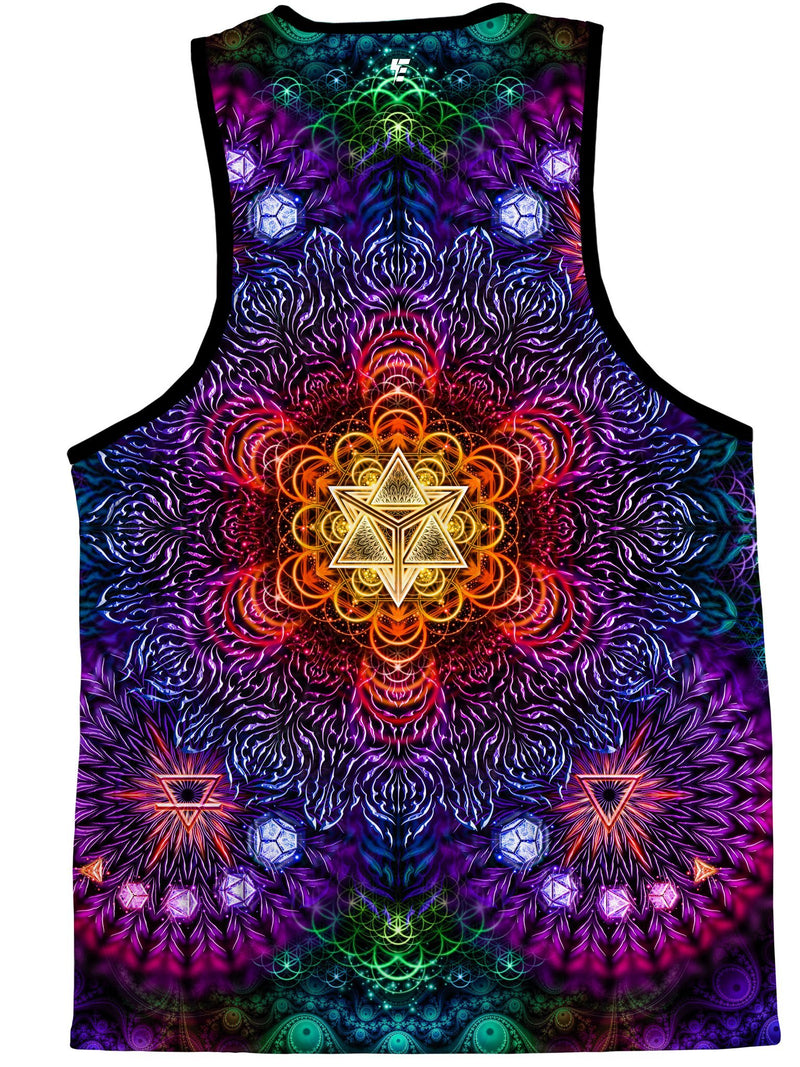 Psychedelic Awakening Tank Top Tank Tops Electro Threads