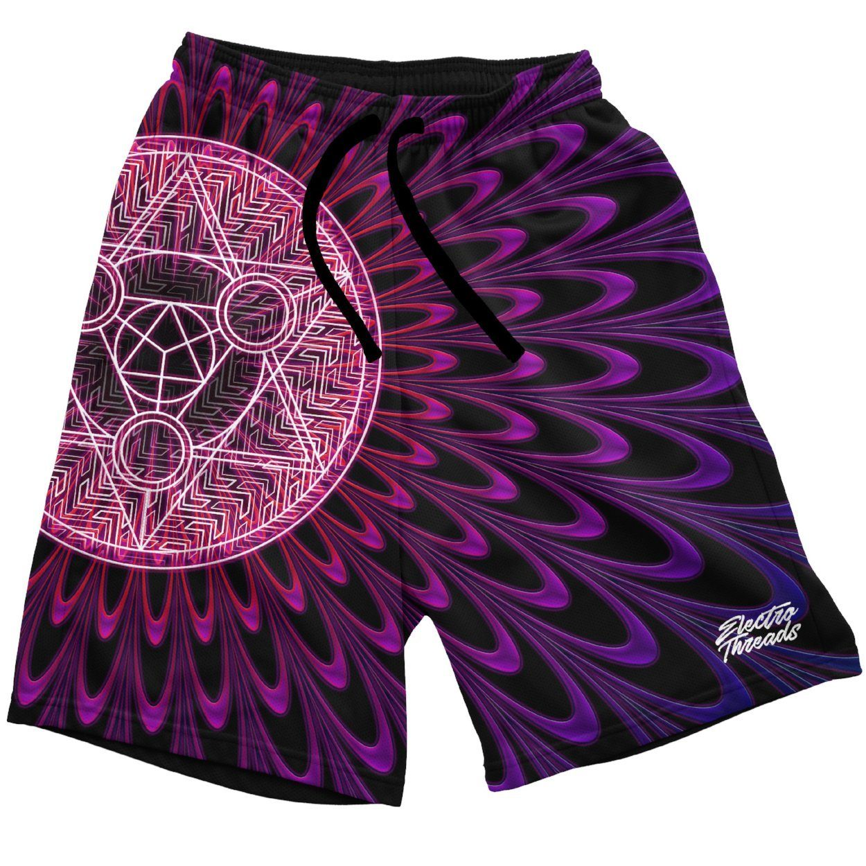 Radiate Swim Trunks Mens Swim Trunks T6