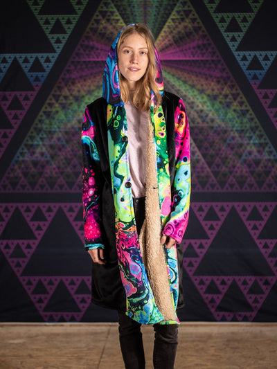 Rainbow Fusion Melt Limited Edition Dream Cloak Dream Cloak Electro Threads
