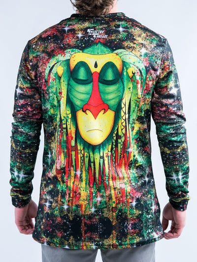 Rasta Rafiki Jersey Long Sleeve Shirt Long Sleeve T6