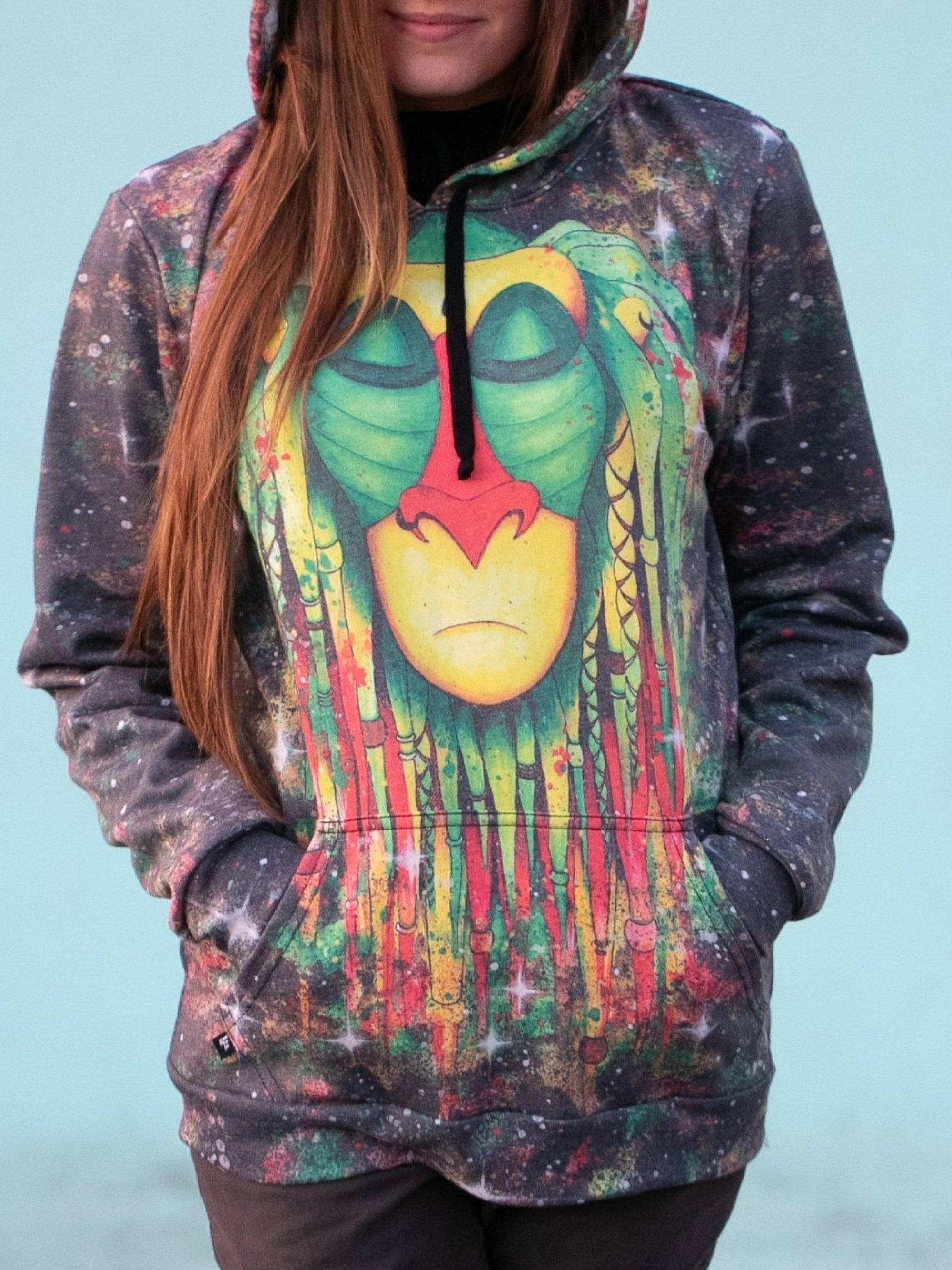Rasta Rafiki Magic-Soft Unisex Hoodie Pullover Hoodies T6