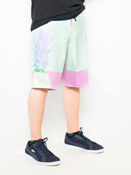 Retro Fineapple Boardshorts Boardshorts T6