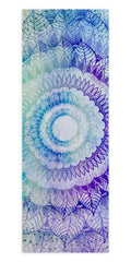 Rose Magic Mandala Yoga Mat Yoga Mat Electro Threads