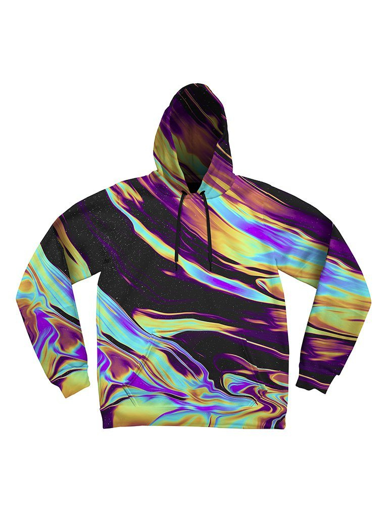 Run For Cover Unisex Hoodie Pullover Hoodies Electro Threads