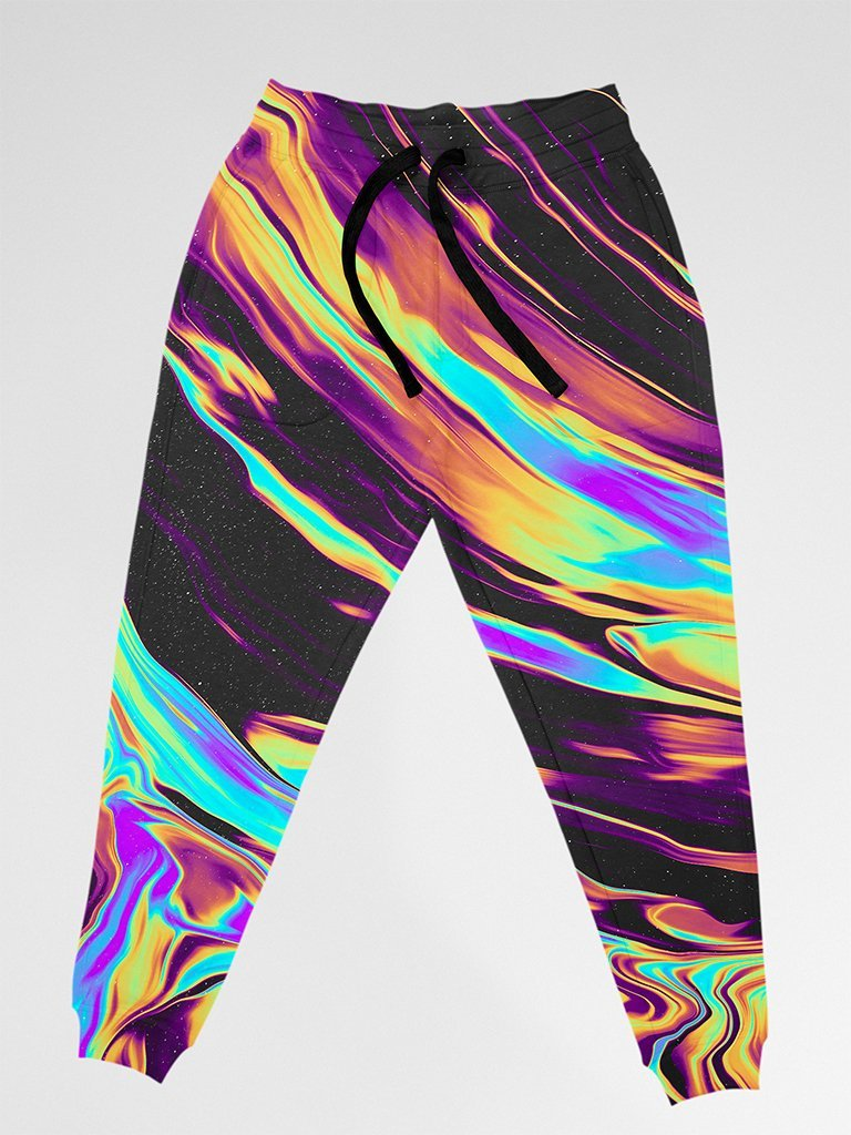 Run For Cover Unisex Joggers Jogger Pant Electro Threads