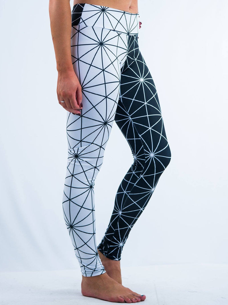 Schism Leggings Leggings T6 X-Small Black
