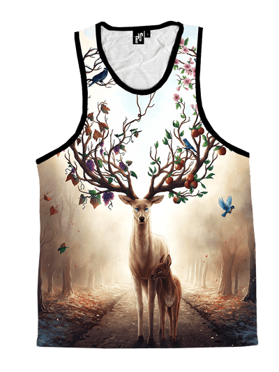 Seasons Unisex Tank Tank Tops T6 X-Small