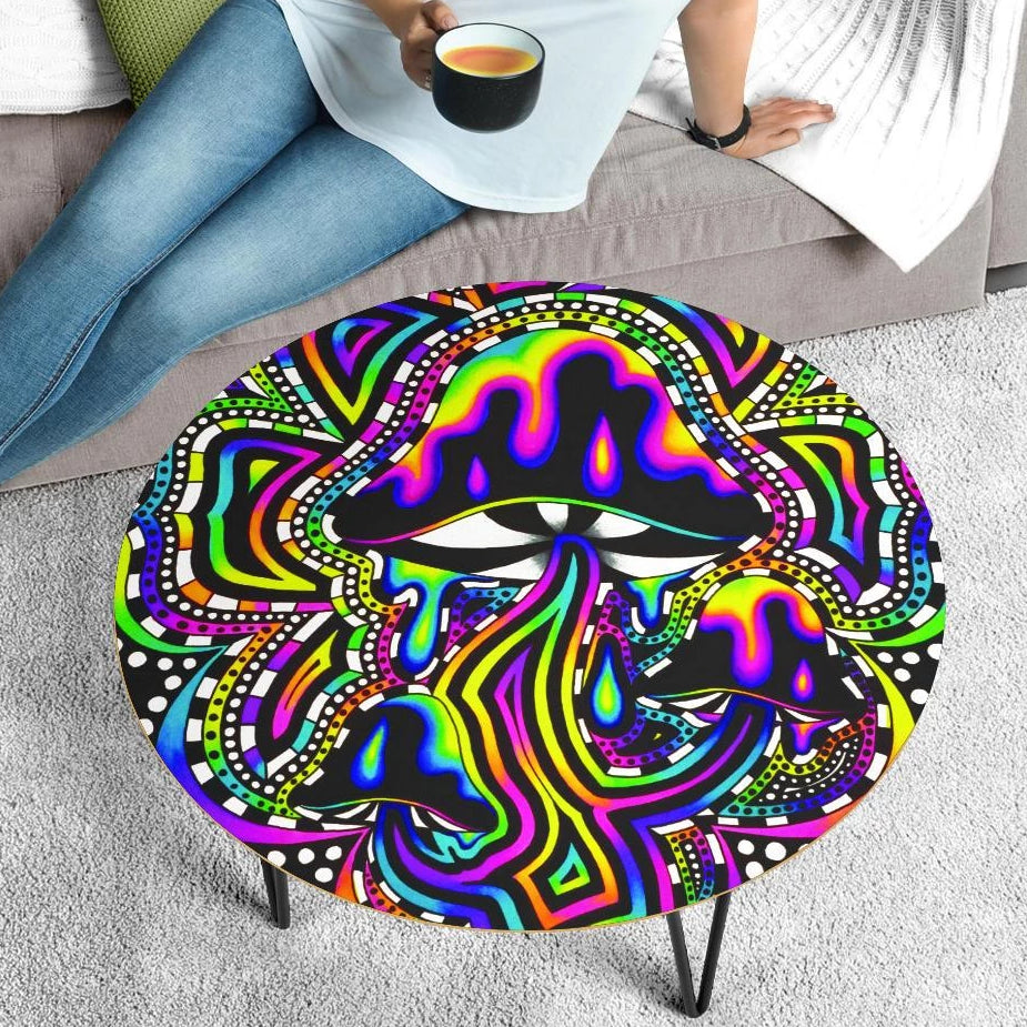 Shroomz Coffee Table Coffee Table Electro Threads