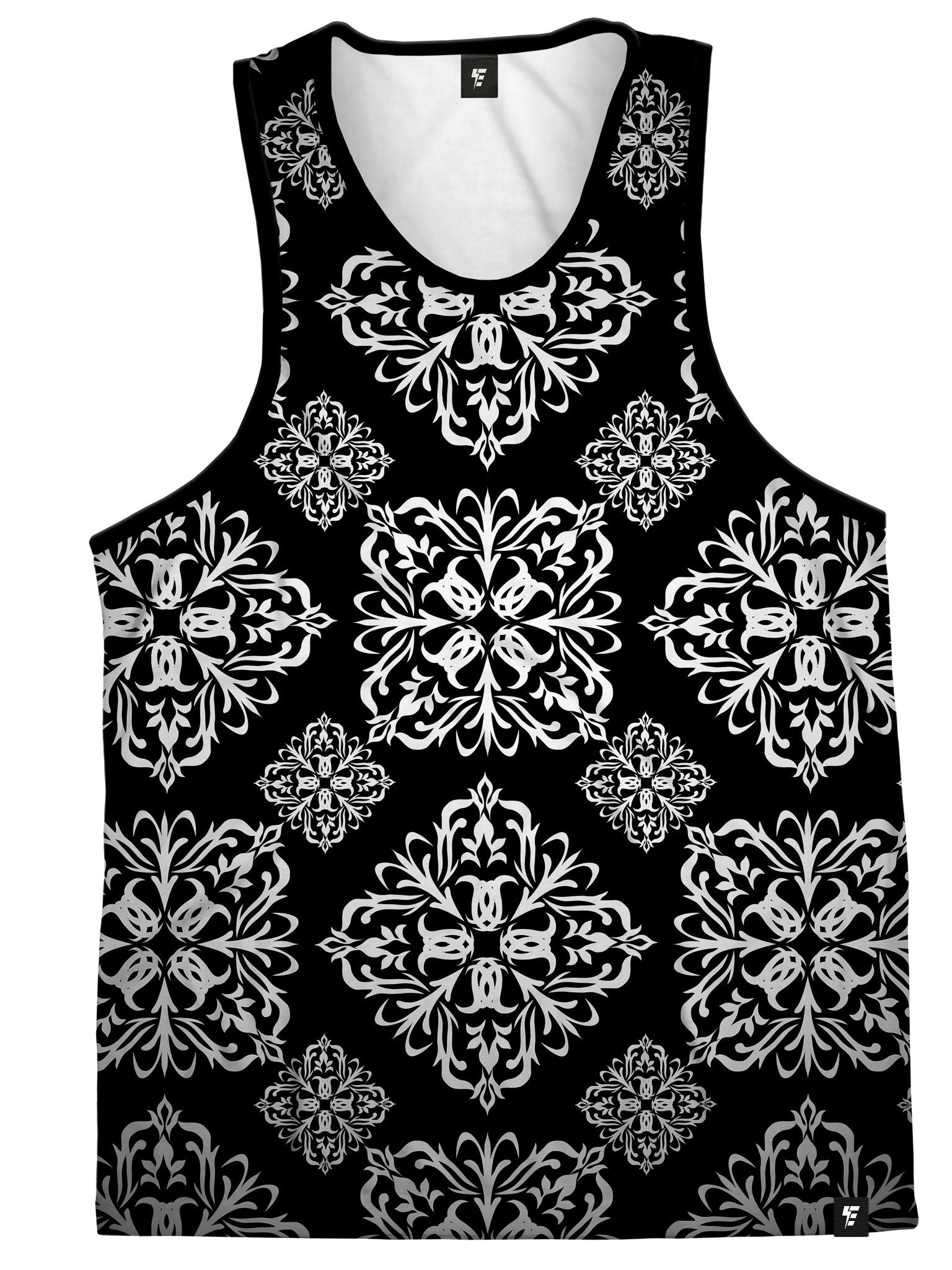 Silver Lining Tank Top Tank Tops Electro Threads